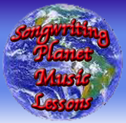 Songwriting Planet Music Lessons