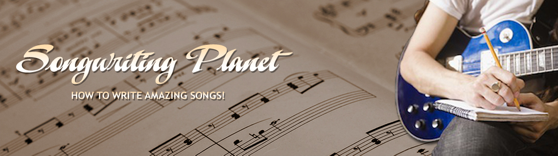 Songwriting Planet header image