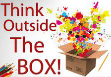 Think Outside the Box (image)