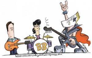 Band animated image