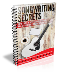 Songwriting Secrets e-book (image)